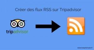 flux-rss-tripadvisor