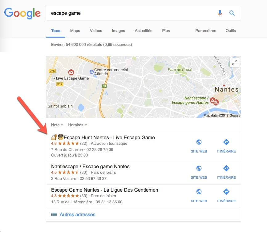 emojis-recherche-google
