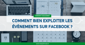 Miniature de l'article - Exploiter la fonctionnalité évènements de Facebook