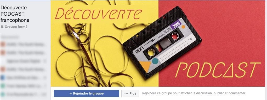 Exemple 2 d'une photo de couverture d'un groupe Facebook